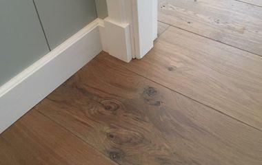 Hout op vloerverwarming profloor vloeren